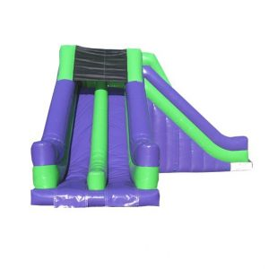 P11314%20L-shaped%20Dual%20Lane%20Pool%20Slide%203m%20Platform