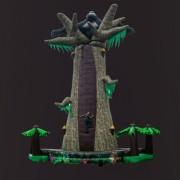 gorilla climb